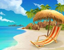 полис для пляжного отдыха