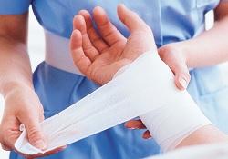 травма - страховой случай