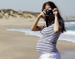 беременная в Турции