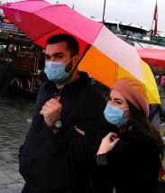коронавирусные ограничения в Турции